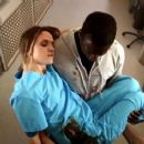 Lucinda Dryzek as Jasmine Burrows in Holby City - 454 x 248