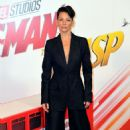 Evangeline Lilly – 'Ant-Man and the Wasp' Photocall in London - 454 x 704