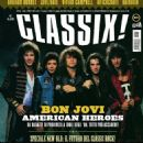 Bon Jovi - Classix! Magazine Cover [Italy] (April 2016)