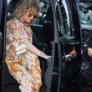 Rita Ora – Arriving at Z100 studios in New York - 454 x 718