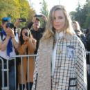 Melissa George – Hermes Fashion Show in Paris - 454 x 303
