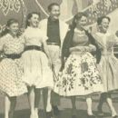 The Lennon Sisters with Lawrence Welk 1957