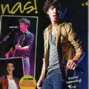 Jonas Brothers in Teen Now Magazine