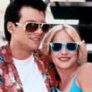True Romance Stills: Christian Slater and Patricia Arquette (1993)