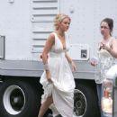 "Blake Lively - Jun 23 2008 - On The Set Of ""Gossip Girls"" In Long Island, New York"