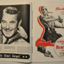 George Brent - Screen Guide Magazine Pictorial [United States] (January 1943)