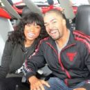 David Otunga and Jennifer Hudson - 454 x 303