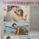 Gina Lollobrigida - Cinemonde Magazine Pictorial [France] (24 July 1958)