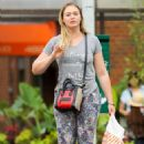 Iskra Lawrence out and about in New York City