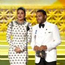 Priyanka Chopra : 69th Annual Primetime Emmy Awards - 454 x 500