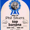 Top Banana Starring Phil Silvers 1964