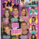 , Nicolas Riera, Sito (footballer), Bal, Juan Pedro Lanzani - Tkm Magazine Cover [Argentina] (June 2012)