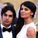 Kunal Nayyar and Neha Kapur - 454 x 380