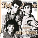 Soda Stereo - Rolling Stone Magazine Cover [Argentina] Magazine Cover [Argentina] (3 February 2012)