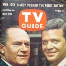 Robert Reed - TV Guide Magazine Cover [United States] (17 March 1962)