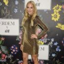 Meryem Uzerli in H&M Dress: H&M x ERDEM Runway Show & Party - 454 x 642
