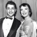 Natalie Wood and Sal Mineo - 454 x 454