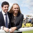 Rory McIlroy and Caroline Wozniacki - 454 x 340