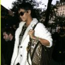 Rihanna Arrives At The Murano Hotel In Paris, France - September 17, 2008
