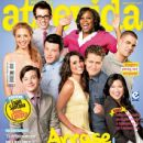 Chris Colfer, Kevin McHale, Lea Michele, Cory Monteith, Matthew Morrison, Amber Riley, Mark Salling, Jenna Ushkowitz, Dianna Agron, Glee - Atrevida Magazine Cover [Brazil] (2 March 2013)