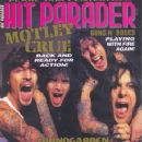John Corabi, Tommy Lee, Mick Mars, Nikki Sixx - Hit Parader Magazine Cover [United States] (May 1994)