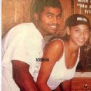 Beyoncé Knowles and Lyndell Locke