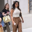 Priyanka Chopra – Leaving her apartment in New York