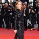 Isabelle Huppert – 'Sink or Swim' Premiere at 2018 Cannes Film Festival - 454 x 682