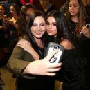 Selena Gomez Backstage at 102.7 KIIS FM's Jingle Ball Staple Center in Los Angeles, December 4,2015