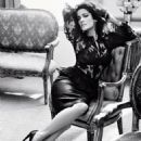 Salma Hayek: September 2012 issue of Vogue Germany magazine