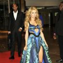 Paris Hilton Nrj DJ Awards In Monaco