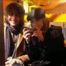 Chelsea Staub and Jake Johnson