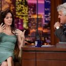 "Rose McGowan at ""The Tonight Show"" with Jay Leno (April 2007)"