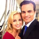 Scott Elrod and Jessica Collins