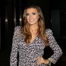 Kym Marsh at The Ray Darcy Show in Ireland - 454 x 363