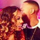 Erica Mena and Bow Wow - 454 x 454