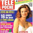 Melrose Place - Tele Poche Magazine Cover [France] (23 June 1997)
