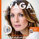 Alexandra Pascalidou - Vaga Magazine Cover [Sweden] (September 2018)