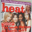 All Saints - Heat Magazine Cover [United Kingdom] (20 January 2011)