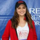 Rachael Cook - 17 Annual EIF Revlon Run/Walk For Women On May 8, 2010 In Los Angeles, California