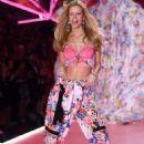 Nadine Leopold – 2018 Victoria's Secret Fashion Show Runway in NY