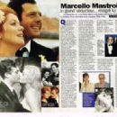 Catherine Deneuve and Marcello Mastroianni - 454 x 314