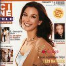 Teri Hatcher - Cine Tele Revue Magazine Cover [Belgium] (17 November 2005)