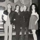 Andy Warhol and Susan Bottomly - 386 x 480