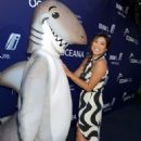 Jenna Ushkowitz Oceanas 7th Annual Seachange Summer Party In Laguna Beach