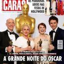 Eddie Redmayne, Julianne Moore, J.K. Simmons, Patricia Arquette - Caras Magazine Cover [Brazil] (27 February 2015)