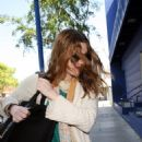 Drew Barrymore Out And About In Hollywood April 1 2008