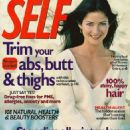 Jill Hennessy - Self Magazine [United States] (November 2002)