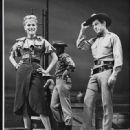 110 in the Shade Original 1963 Broadway Cast Starring Robert Horton - 449 x 550