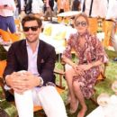 Olivia Palermo: attend the Ninth Annual Veuve Clicquot Polo Classic at Liberty State Park in Jersey City